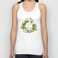 hiphop Tank Tops featuring Hiphop by Lydia Wingbermuhle