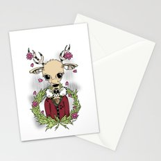 Going Stag. Hunting. Stationery Cards