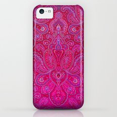 Paisley Jewels iPhone 5c Slim Case