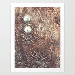 groove Art Print