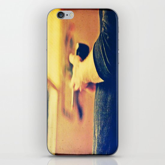 top of the morning iPhone & iPod Skin