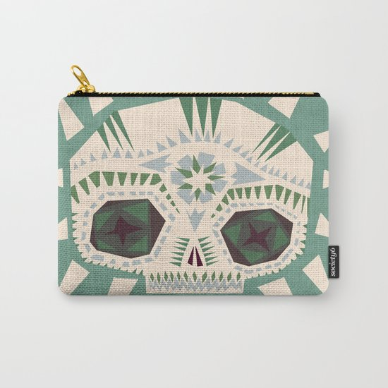 Sugar skull II Carry-All Pouch