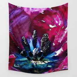 Bee-view Wall Tapestry