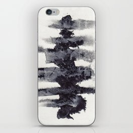 the spinal column iPhone Skin