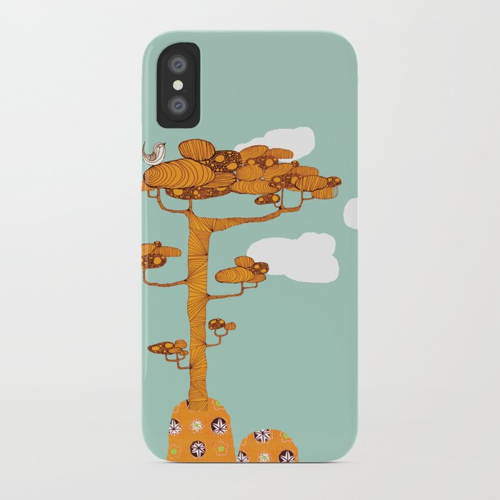 Trees. iPhone Case