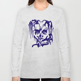 face14 blue Long Sleeve T-shirt