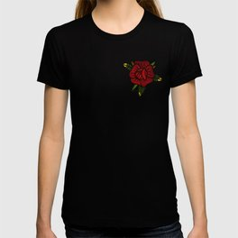 Sailor Jerry Traditional Rose T-shirt