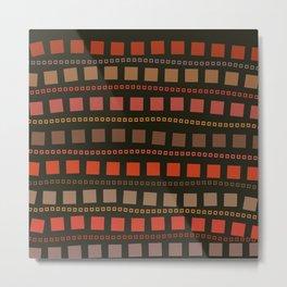 Colorful Moroccan  Metal Print