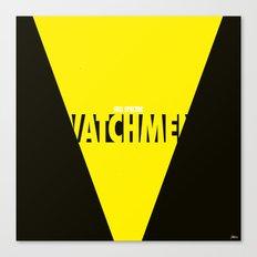 Watchmen 2.0 - Silk Spectre Canvas Print