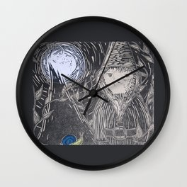 What Am I Doing Here? Wall Clock