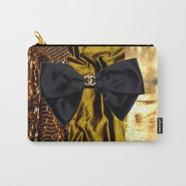 COCO GLAMOUR AND VINTAGE : BOW Carry-All Pouch