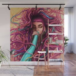 Didgeridoo Wall Mural