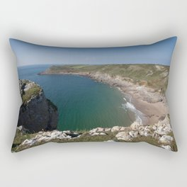 Fall Bay Gower Rectangular Pillow