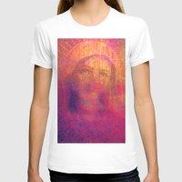 regina mills T-shirts featuring Salve Regina by Ganech joe