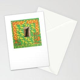Alpha-Numero: One Stationery Cards