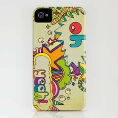Yeah Yeah! Slim Case iPhone (4, 4s)