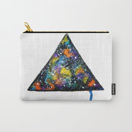 Triangulate the Universe  Carry-All Pouch