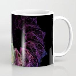 Fractal petals Coffee Mug