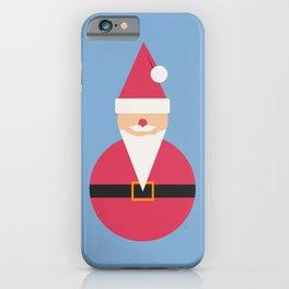 Christmas Santa Claus iPhone Case