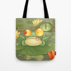 Swamp Snack Tote Bag