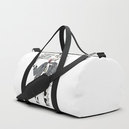 Bossy Bessy Beef Cow Duffle Bag