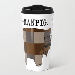 Manpig Travel Mug