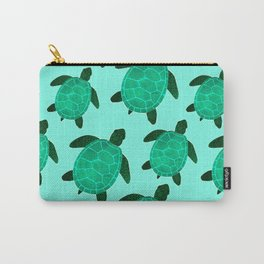 Turtle Totem Carry-All Pouch