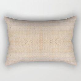 wood 5 Rectangular Pillow
