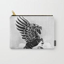 Black Pegasus Carry-All Pouch