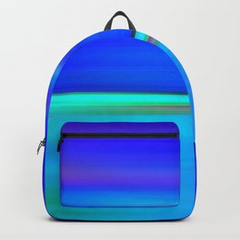 Night light abstract Backpack
