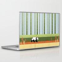 bamboo Laptop & iPad Skins featuring Bamboo by Kakel