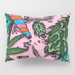 Cannabis Altar I Pillow Sham