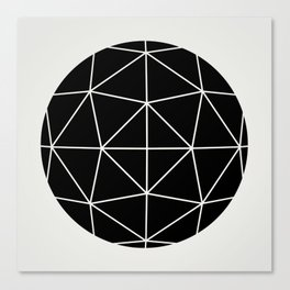 Sphere 3 Canvas Print
