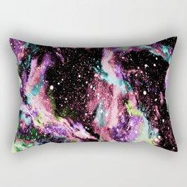 Galaxy (multicolored) Rectangular Pillow