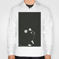 hamster Hoodies featuring Hamster by Haina