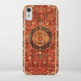 Seley 16th Century Antique Persian Carpet Print iPhone Case