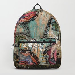Every Flower must grow through the dirt Backpack