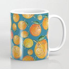 Sensual Orange Coffee Mug