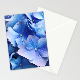 blue wash Stationery Cards
