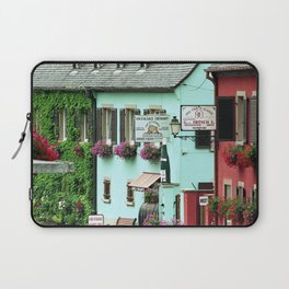 Pastel Town : Alsace Laptop Sleeve