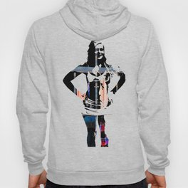 We See The Stars From Behind These Bars Hoody