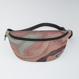 Abstract Canyon Fanny Pack