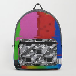 CAPTIVE AMERICA Backpack