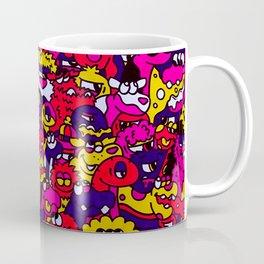 Yellow Bear Coffee Mug