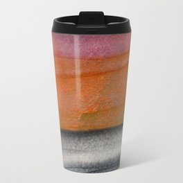 Abstract modern art 01 Travel Mug