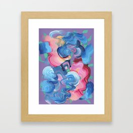Abstraction #3 Framed Art Print