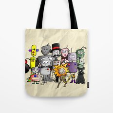 Time is a Circus Tote Bag
