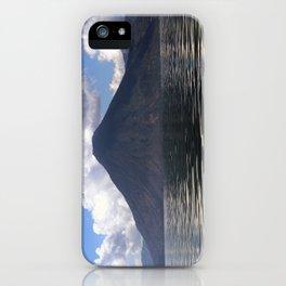 Lago de Atitlan, Guatemla iPhone Case