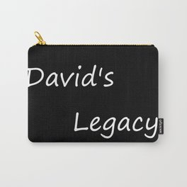 David's Legacy (Inverted) Carry-All Pouch