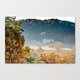 Birdsong Hollow - Natchez Trace Canvas Print
